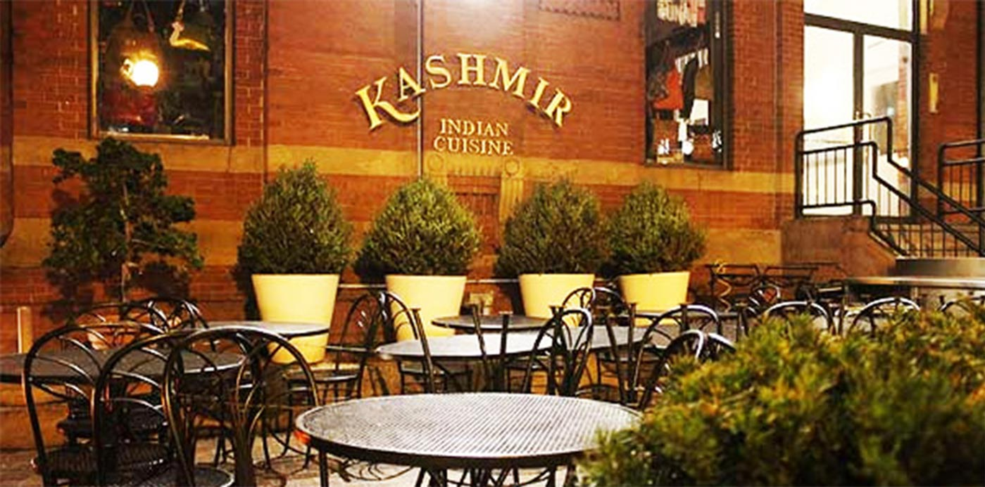 Kashmir Indian Cuisine & Bars